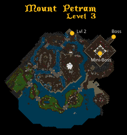 Mount Petram Level 3