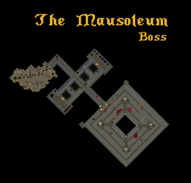 The Mausoleum Boss Area