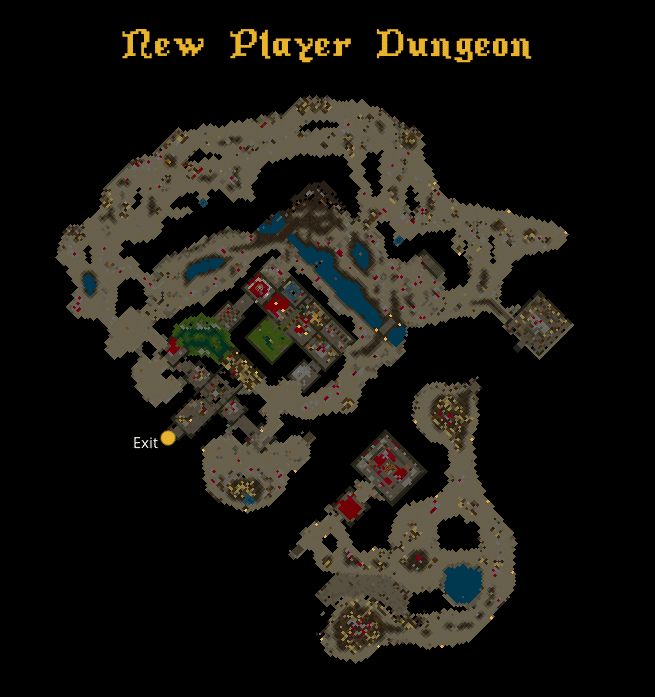 New Player Dungeon