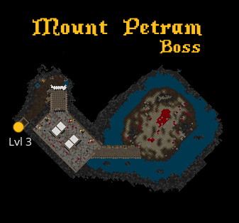 Mount Petram Boss Area